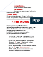 9. Trikora