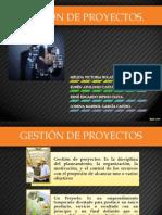 Presentacion Gestion de Proyectos