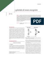 Données générales de neuro-oncogenèse