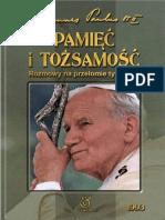 Jp2 Pamiec i Tozsamosc