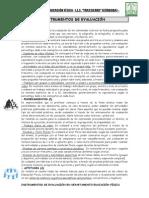 Instrumentos Evaluación 13-14