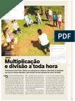 Calculo Mental - multiplicação e divisão
