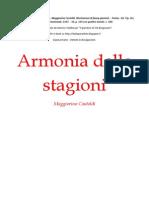 Armonia Delle Stagioni - Maggiorina Castoldi