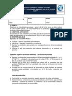 PROP-007 PROCEDIMIENTO SUB-ENSAMBLE Y ENSAMBLE FINAL DE LA  ESTACIÓN N°5 & N°6