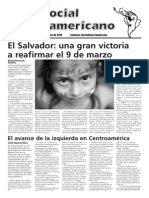 `Foro Social Latinamericano', February 2014 issue