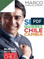 Libro Un Nuevo Chile