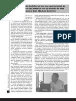 Joel Sanchez y reportaje DIA DE MUERTOS