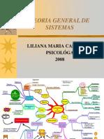 Teoria General de Sistemas Lilo 2008