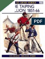 Osprey+[MAA]+275.Taiping.Rebellion.1851-66(太平天国起义)