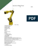 Programación básica de un Robot Fanuc