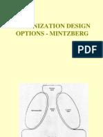 Mintzberg's models