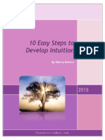 Copy of 10 Easy Steps to Developing Intuition eBook