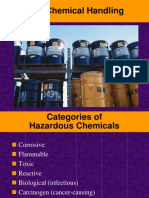 Chemical Handling Awareness