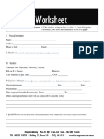 Resume Worksheet 07-08 Sept 1