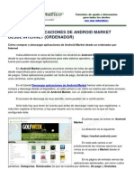 Android Market Comprar Pc