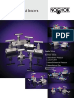 Valve Product Solutions Catalog