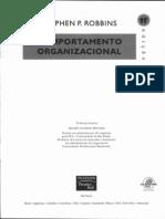 Comportamento Organizacional - indice