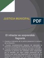 IV Procedimiento Ante Juzgados Municipales