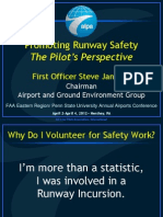 C-1 Airport Safety - Pilot Perspective