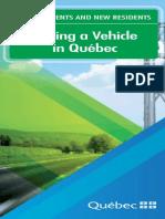 Driving Quebec