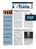 ACLU of Indiana fall 2009 newsletter