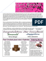 Consultant Newsletter OCt