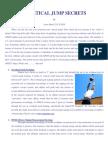 5 Vertical Jump Secrets