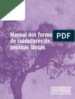 Manual Dos Formadores de Cuidadores de Pessoas Idosas