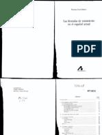 Norma Carricaburo, Las fórmulas de tratamiento en el español ac