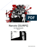 GURPS Naruto 4TH Manual 3.0
