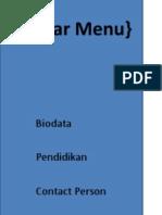 Penggunaan Hyperlink pada PowerPoint