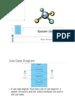 System Use Case