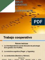 Trabajo Colaborativo y Cooperativo