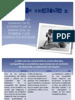 Presentacion-el Desarrollo Humano en El Contexto de La Migracion