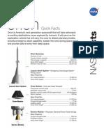 617408main Fs 2011-12-058-Jsc Orion Quickfacts