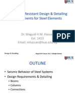 4- Detailing of Steel Elements