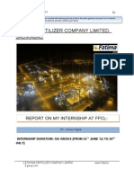 Fatima Fertilizer Company Limited Internship Report (Zaheerafzal.blogspot.com)