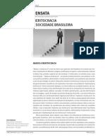 BARBOSA, Livia Meritocracia e Sociedade Brasileira RAE 2014