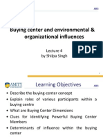 Buying Center