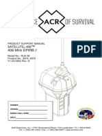 ACR Satellite 3 EPIRB - Installation and Support Manual