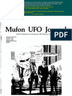 MUFON UFO JOURNAL, # 263, March 1990