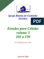 50 Estudos Para Celulas - Volume III