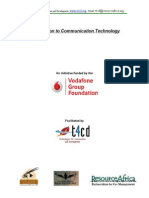Training Manual - Communications Technologies