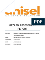 Osh Report