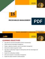 Chapter 18-RECEIVABLES MANAGEMENT.PPT