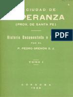 Grenon. Historia de Esperanza. Volumen 1.