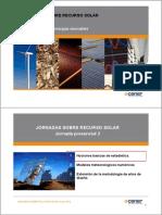 Jornadas Sobre Recurso Solar 4