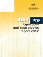 AUSTRAC Typologies and Case Studies 2012