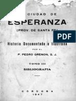 Grenon. Historia de Esperanza. Volumen 3.