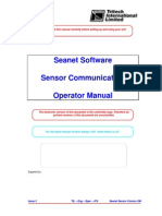 Seanet Software TIL Eng Spec 074
